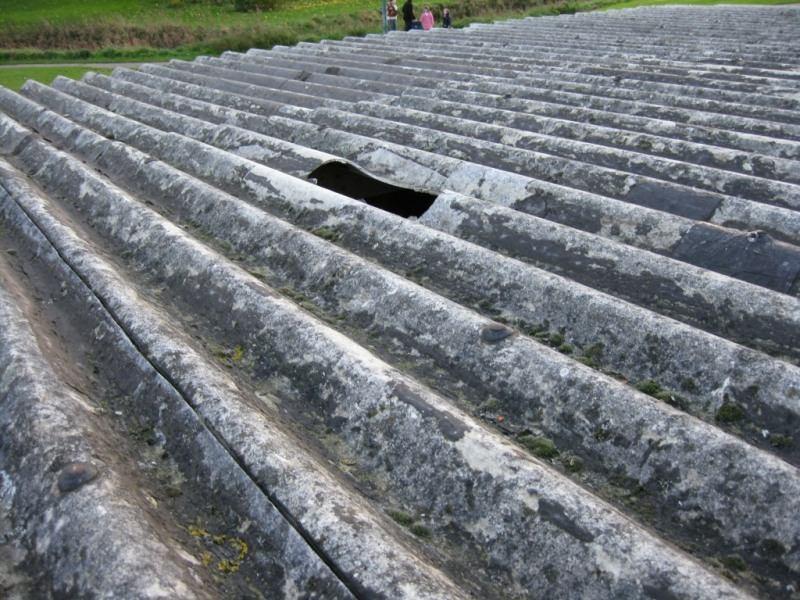 asbestos roof removals